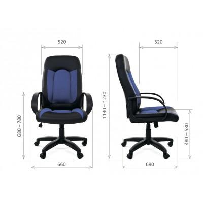 Кресло руководителя CHAIRMAN 429 основное изображение