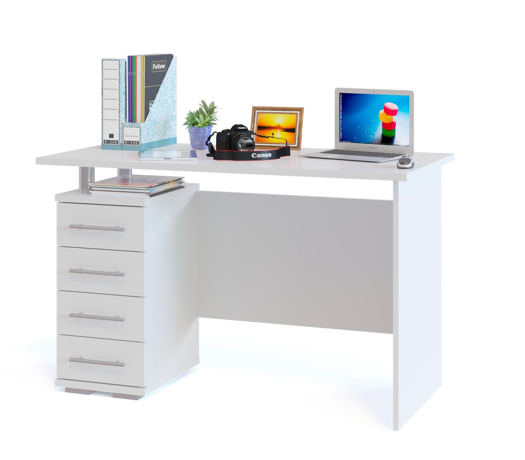столы компьютерные и письменные фото