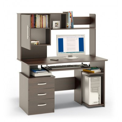 Компьютерный стол КСТ-08.1В+КН-34В основное изображение
