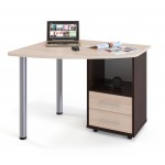 Письменный угловой стол для ноутбука КСТ-102