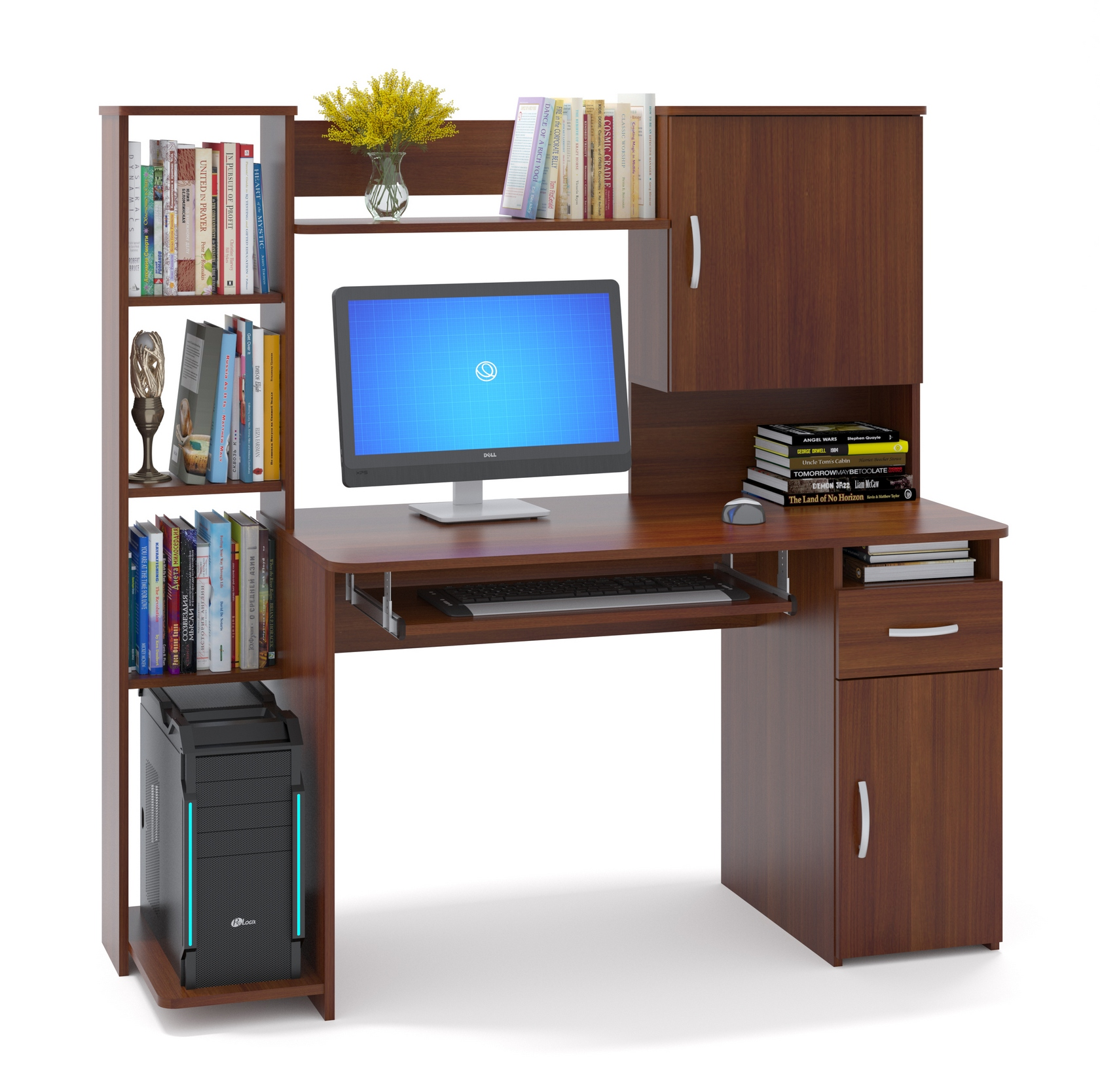 Компьютерный стол сокол кст-08