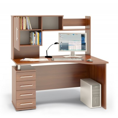 Компьютерный стол КСТ-104.1 + КН-14 основное изображение