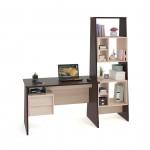 Письменный стол со стеллажом КСТ-115+СТ-11