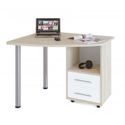 Письменный угловой стол для ноутбука КСТ-102 основное изображение