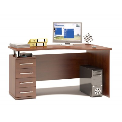 Угловой письменный стол КСТ-104.1 основное изображение