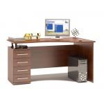 Угловой письменный стол КСТ-104.1