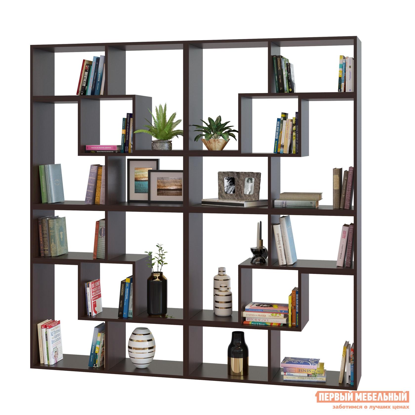 Стеллаж пк-9, 8 шт вариант 2 пк-9-8 в2 :: стеллажи :: мебель.