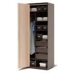 Шкафы «Маркес» Маркес ШГ-210.3 с блоком ящиков