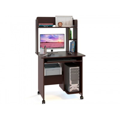 Компьютерный стол с надстройкой КСТ-10.1 + КН-01 основное изображение