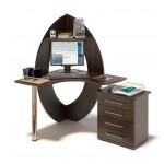 Компьютерный стол КСТ-101 + КТ-102