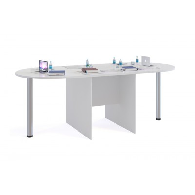 Стол для переговоров СПР-04+2 шт. СПР-03 основное изображение