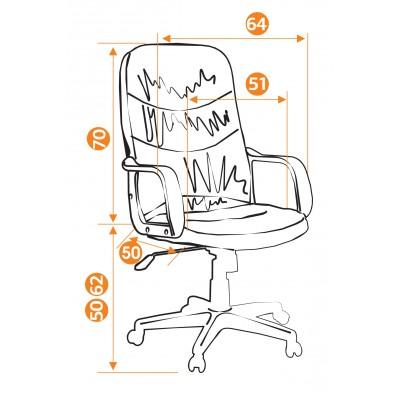 Кресло руководителя Polo основное изображение