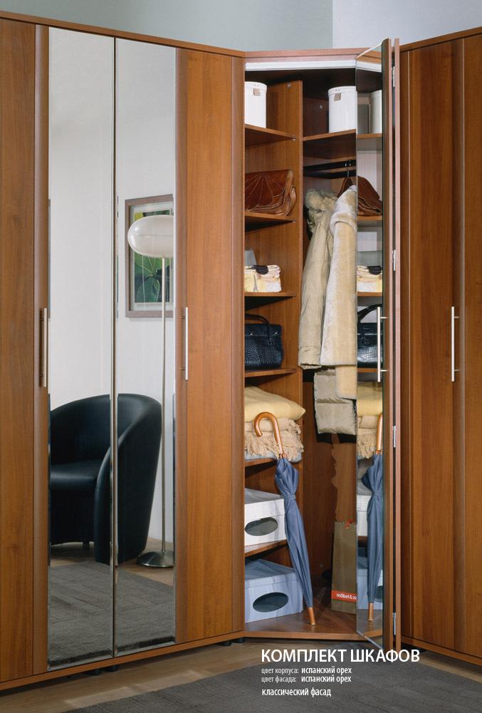 Всё о мебели угловые шкафы фото